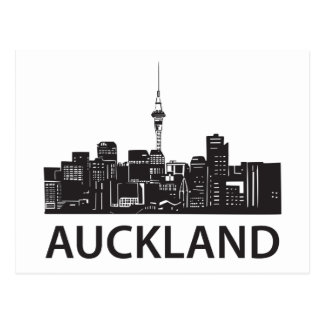 Auckland Cartão Postal