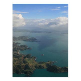 Auckland Nova Zelândia Cartão Postal