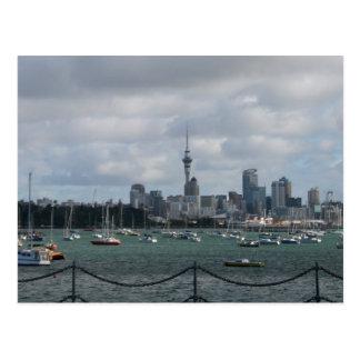 Auckland, Nova Zelândia Cartão Postal