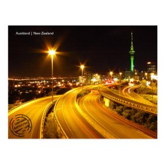 Auckland (Nova Zelândia cartão postal) Cartão Postal
