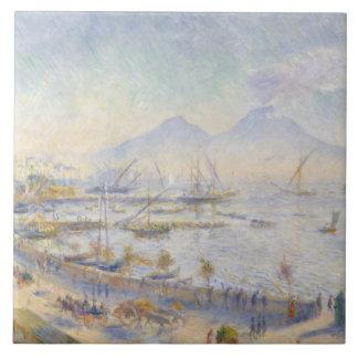 Auguste Renoir - a baía de Nápoles