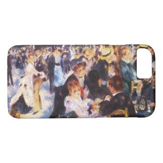 Auguste Renoir - dance no la Galette de Le moulin Capa iPhone 8/ 7