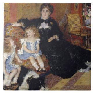 Auguste Renoir - senhora Georges Charpentier