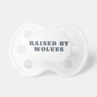 Aumentado pelo Pacifier dos lobos Chupeta De Bebê