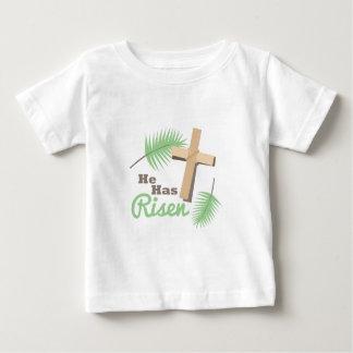 Aumentou Camiseta Para Bebê