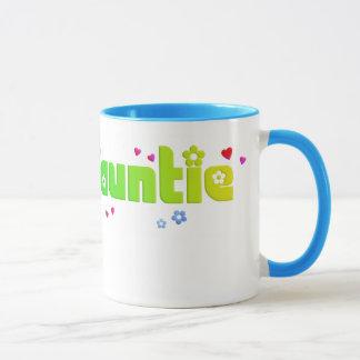 Auntie orgulhoso Caneca