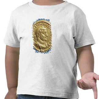 Áureo de Constantius mim Caesar Augustus Tshirt