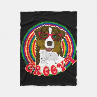 Aussie Groovy 2 Cobertor De Lã