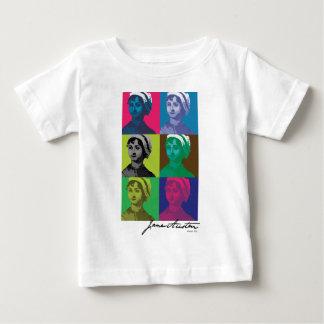 AustenPop -- Estilo de Jane Austen T-shirts