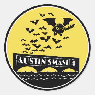 Austin despedaça 4 grandes etiquetas