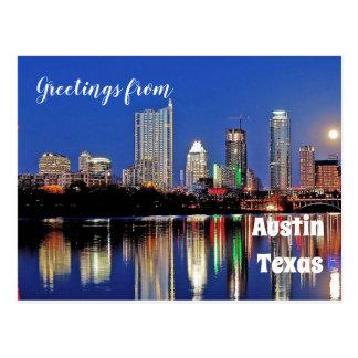 Austin Texas --- Cartão