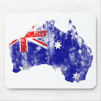 Austrália - afligida mousepad