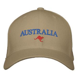 Austrália Boné Bordado