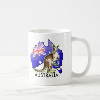 AUSTRÁLIA CANECA DE CAFÉ