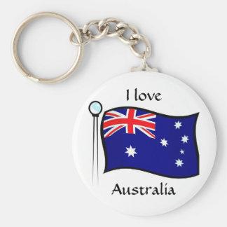 Austrália Chaveiro
