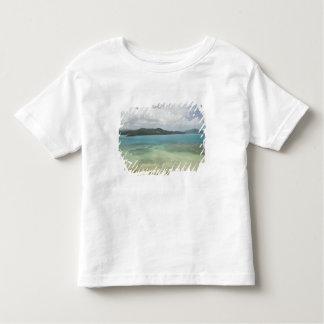 Austrália, Queensland, costa de Whitsunday, 3 T-shirts