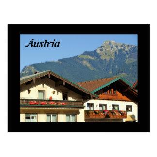 Áustria - cartão