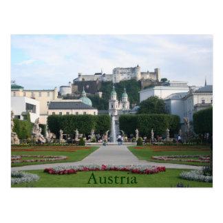 Áustria Cartão Postal