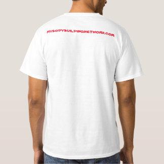 Autêntico minha camisa do Gym da rede do