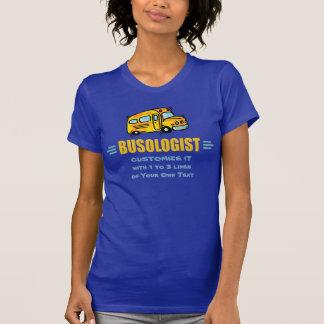 Auto escolar engraçado tshirt