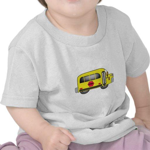 Auto escolar tshirt