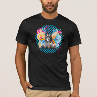 Auto-falante Camiseta