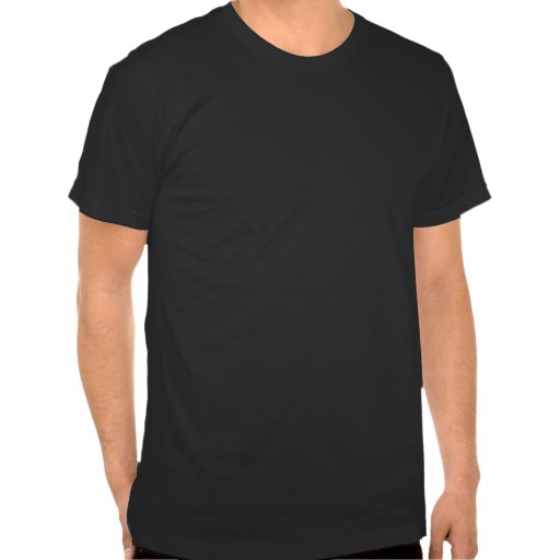 Auto-falante da música em vôo com raios laser camiseta