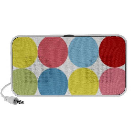 Auto-falante do Portable das bolinhas Caixinhas De Som Para Pc