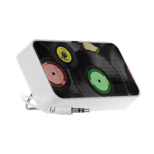 Auto-falante dos registros caixinhas de som