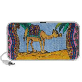 Auto-falante Kooky do camelo Caixinha De Som