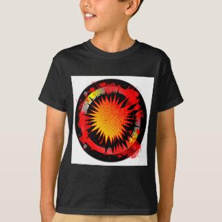 Auto-falante retro alto t-shirts
