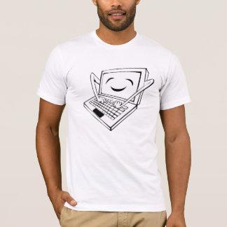 auto-programador do computador camiseta