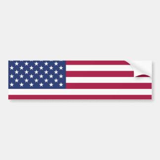 Autocolante no vidro traseiro da bandeira american adesivo para carro