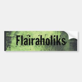 Autocolante no vidro traseiro de Flairaholiks Adesivo Para Carro