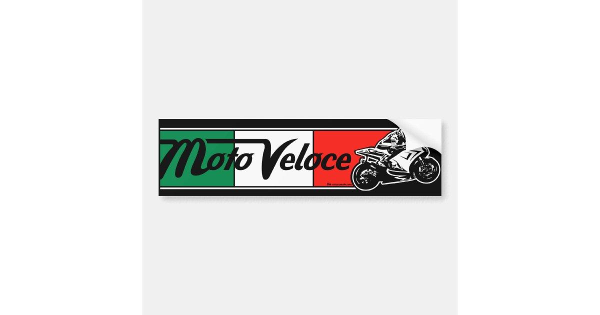 Armario Juvenil Conforama ~ Autocolante no vidro traseiro de Moto Veloce Adesivo Para Carro Zazzle