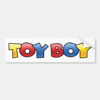 Autocolante no vidro traseiro do menino do brinque adesivo para carro