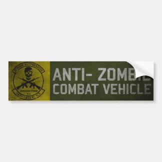 Autocolante no vidro traseiro do TF do zombi do of Adesivo Para Carro