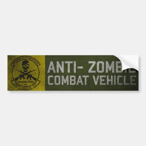 Autocolante no vidro traseiro do TF do zombi do of Adesivo