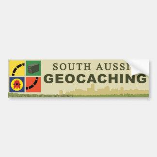 AUTOCOLANTE NO VIDRO TRASEIRO sul de Geocaching do Adesivo Para Carro