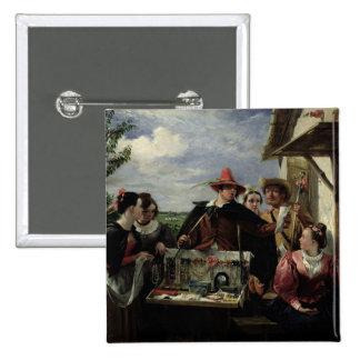 """Autolycus, cena """"do conto de um inverno"""", 1836 (ól botons"""