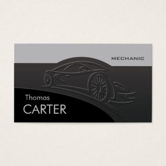Automotriz/competência/cartão de visita do carro cartão de visitas