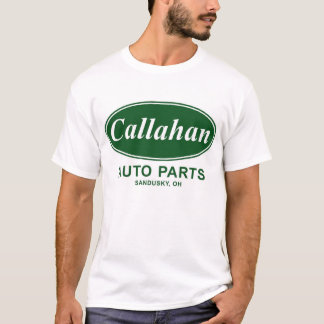 Automóvel de Callahan Camiseta