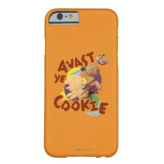 Avast biscoito do YE Capa Barely There Para iPhone 6