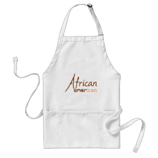Avental Afro-americano