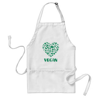 Avental Amante do Vegan