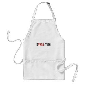 Avental Arte do amor da revolução