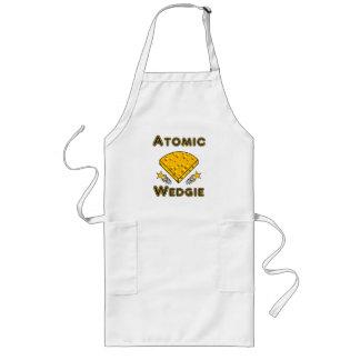 Avental atômico do cozinheiro e do artesanato de