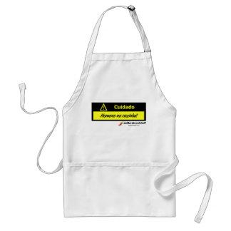 Avental Avental: Cuidado_homens_na_cozinha