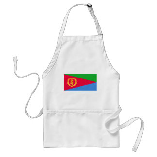 Avental Baixo custo! Bandeira de Eritrea