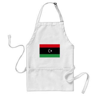 Avental Baixo custo! Bandeira de Líbia